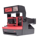 Polaroid 600™ Camera - Cool Cam Red