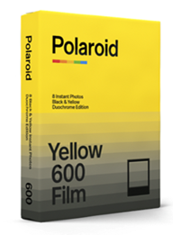 Duochrome Film for 600 - Black & Yellow