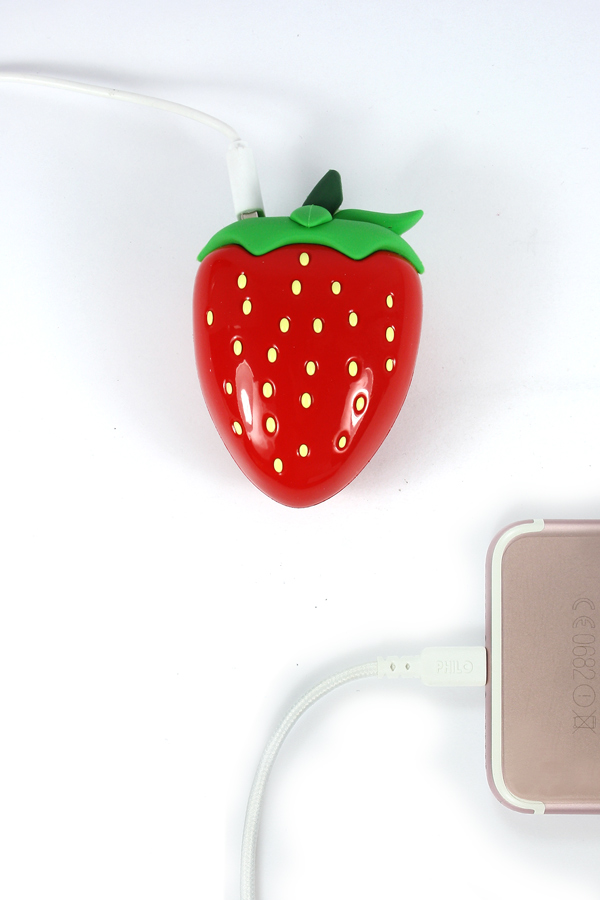 Strawberry Batterie
