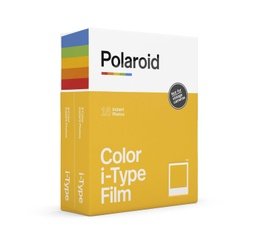 [006009] Color Film for i-Type - Double Pack