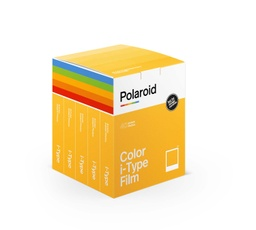[006010] Color film for i-Type – x40 film pack