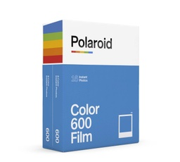 [006012] Color Film for 600 - Double Pack