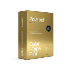 [006034] Color film for i-Type – GoldenMoments Double Pack