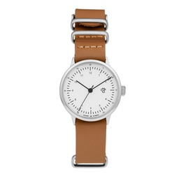 [14228AA] Harold Mini Silver/Brown