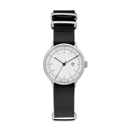 [14228BB] Harold Mini Silver/Black