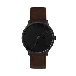 [14230XX] Khorshid Epic Metal Black / Brown Vegan Leather Strap