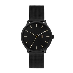 [14232OO] Nando Black Gold Black Metal