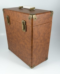 [GPOVC3CBRW] GPO Vinyl Case 33 Brown