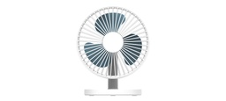 [QU006PK] Desk Fan White